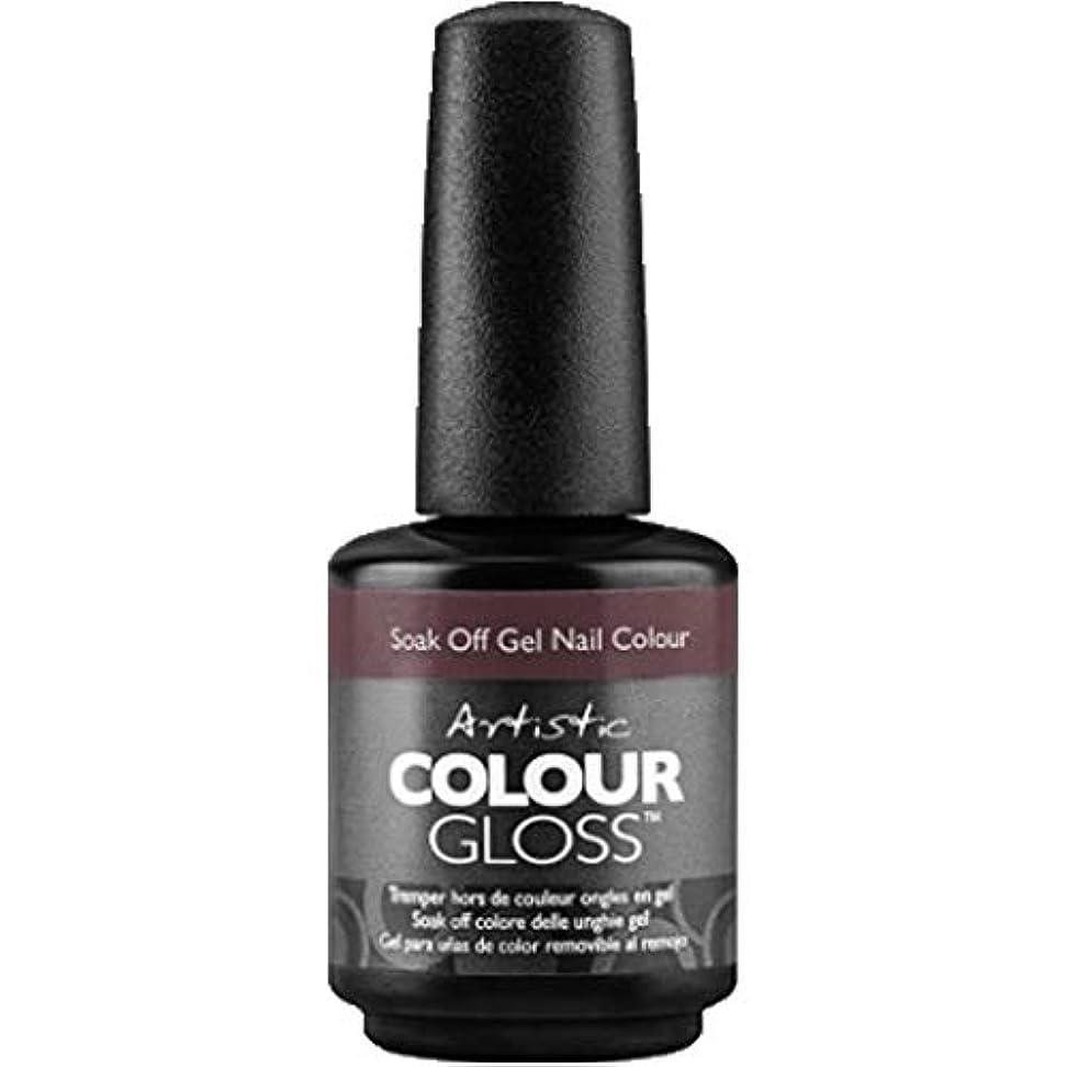 集まる海踊り子Artistic Colour Gloss - Roll Up Your Sleeves - 0.5oz / 15ml
