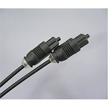 光ケーブル【スリムタイプ】角型プラグ⇔角型プラグ 1m HK10