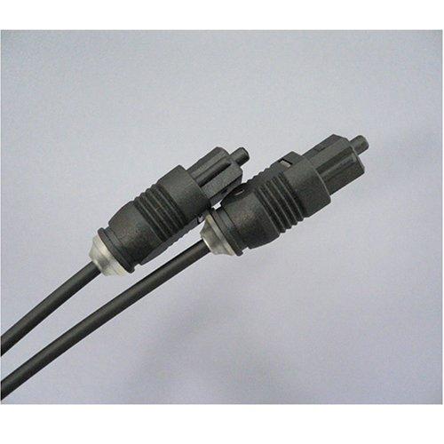 フジパーツ 光ケーブル角型プラグと角型プラグ 光デジタルケーブル /2.0m