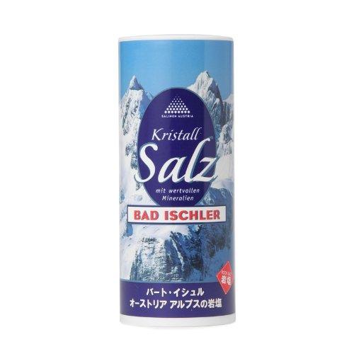 マスコット バート イシュル オーストリア アルプスの岩塩 200g