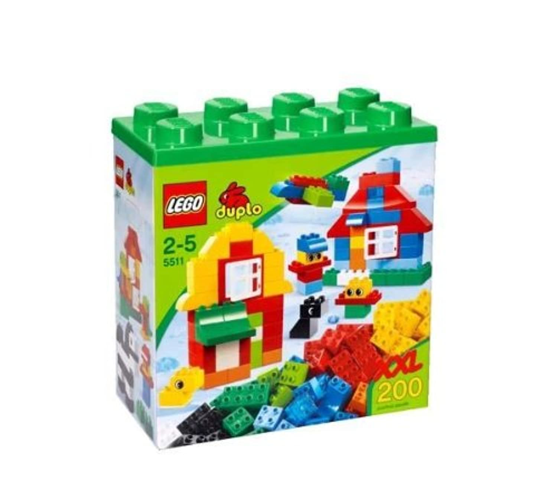 レゴ (LEGO) デュプロ XXL Box 5511