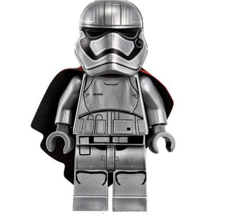 レゴ単品販売 レゴ スターウォーズ キャプテン?ファズマ 75103