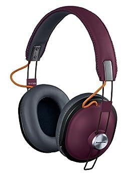 パナソニック 密閉型ヘッドホン ワイヤレス Bluetooth対応 バーガンディレッド RP-HTX80B-R