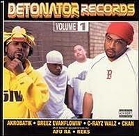 Detonator Records 1