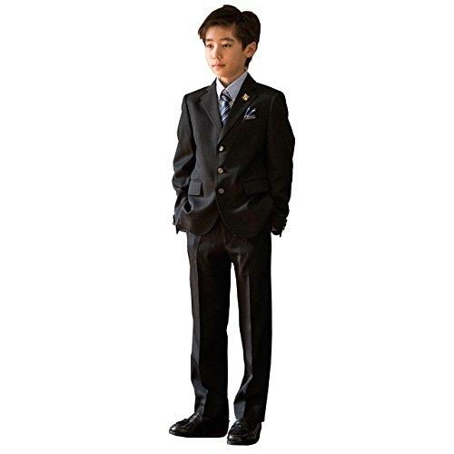 c9624fa3cd46f (キャサリンコテージ) Catherine Cottage 子供服 男の子 スーツ ベーシックスーツ5点セット 160cm ブラック MA514   ご了承いただきたいこと 付属品(ネクタイ等)の ...