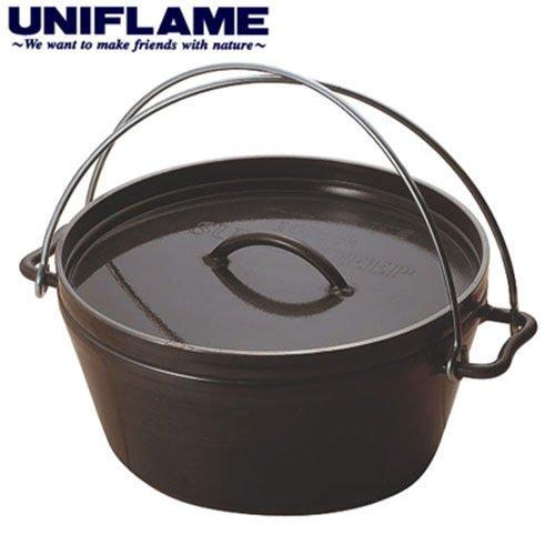 ユニフレーム UNIFLAME ダッチオーブン10インチスーパーディープ 660973