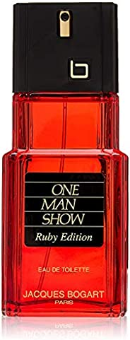 Jacques Bogart One Man Show, 100 ml, Ruby Edition (137017)