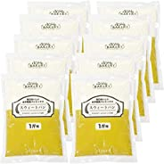 siroca×日本制粉 每天美味面包混合 輕松食面包(1斤×10袋) 甜點 SHB-MIX1290[附干酵母]