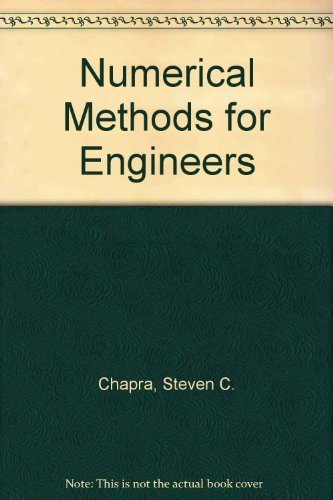 Download Numerical Methods for Engineers 0071004122