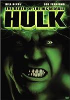 Death of Incredible Hulk [DVD] [Import]