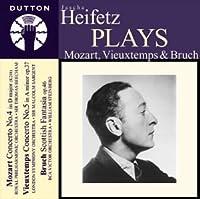 Mozart/Vieuxtemps;Concertos/Br