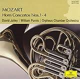 モーツァルト:ホルン協奏曲第1番&第2番&第3番&第4番