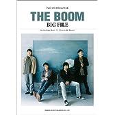 THE BOOM: BIG FILE−デビューアルバムから最新アルバム『百景』まで (ギター弾き語り)