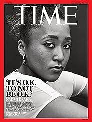 Time Asia [US] July 19 - 26 2021 (単号) 大坂なおみ選手表紙