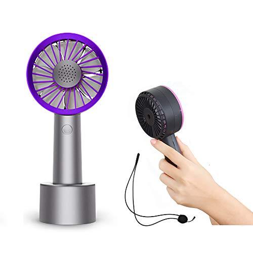 携帯扇風機 ハンディファン ミニ扇風機 USB扇風機 手持ち...