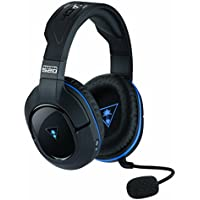 Turtle Beach タートルビーチ  Stealth 520 Premium ワイアレスゲーミングヘッドセット for PS4 Pro, PS4, & PS3