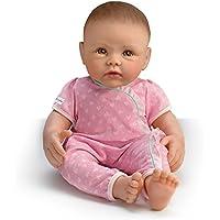Ashton Drake So Truly Mine Baby Girl Doll for Kids : DarkブラウンHair Hazel Eyes by The ashton-drakeギャラリー