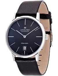 [ハミルトン]HAMILTON 腕時計 INTRA-MATIC 38mm(イントラマティック) H38455731 メンズ 【正規輸入品】