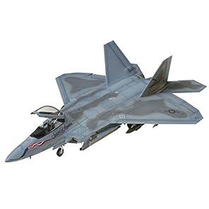 タミヤ 1/72 ウォーバードコレクション No.63 F-16 F-22 ラプター プラモデル 60763