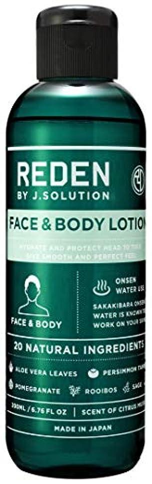 ハシー資本医療のREDEN FACE&BODY LOTION(リデン フェイス&ボディローション)全身用化粧水