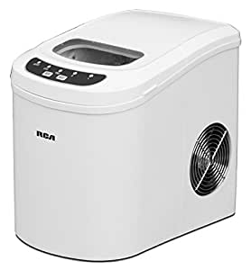 26 Lbs Counter Top Ice Maker, White by Igloo