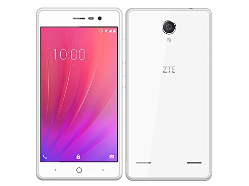 ZTE SIMフリースマートフォン ZTE Blade E02 ホワイト