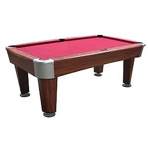 ビリヤード 家庭用ビリヤードテーブル PT12-7D 本場英国RILEY製7フィート
