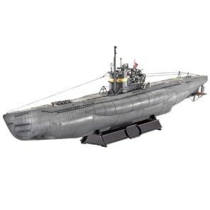 ドイツレベル 1/144 Uボート TypeVIIC/41 05100