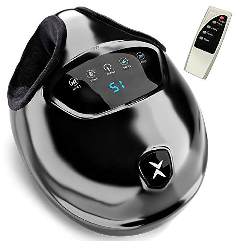 オリエンタル見捨てる奨学金[Realax ][Realax Shiatsu Foot Massager with Heat - Electric Feet Massager Machine with Deep Kneading Massage and...