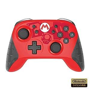 【任天堂ライセンス商品】ワイヤレスホリパッド for Nintendo Switch(スーパーマリオ)【Nintendo Switch対応】