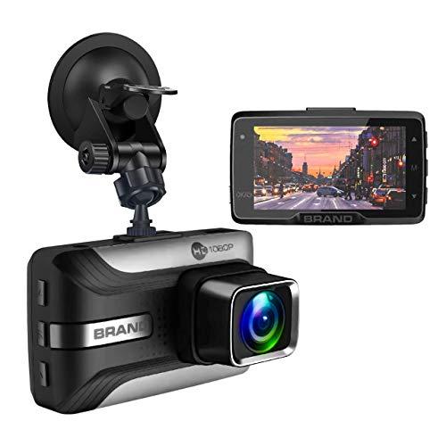 ドライブレコーダー 2019最新版 1080PフルHD 2インチ 170°広視野角 SONYセンサー/レンズ 常時録画 G-sensor( WDR)3年保証