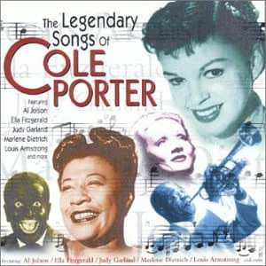COLE PORTER LEGENDARY SONGS OF