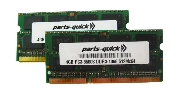 4GB 2x 2GB Apple iMac Early 2009 Late 2009 Core 2 Duo DDR3 1067 MHz RAM NEW