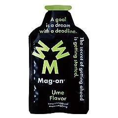 Mag-on(マグオン) エナジージェル 梅味 12個入り TW210119