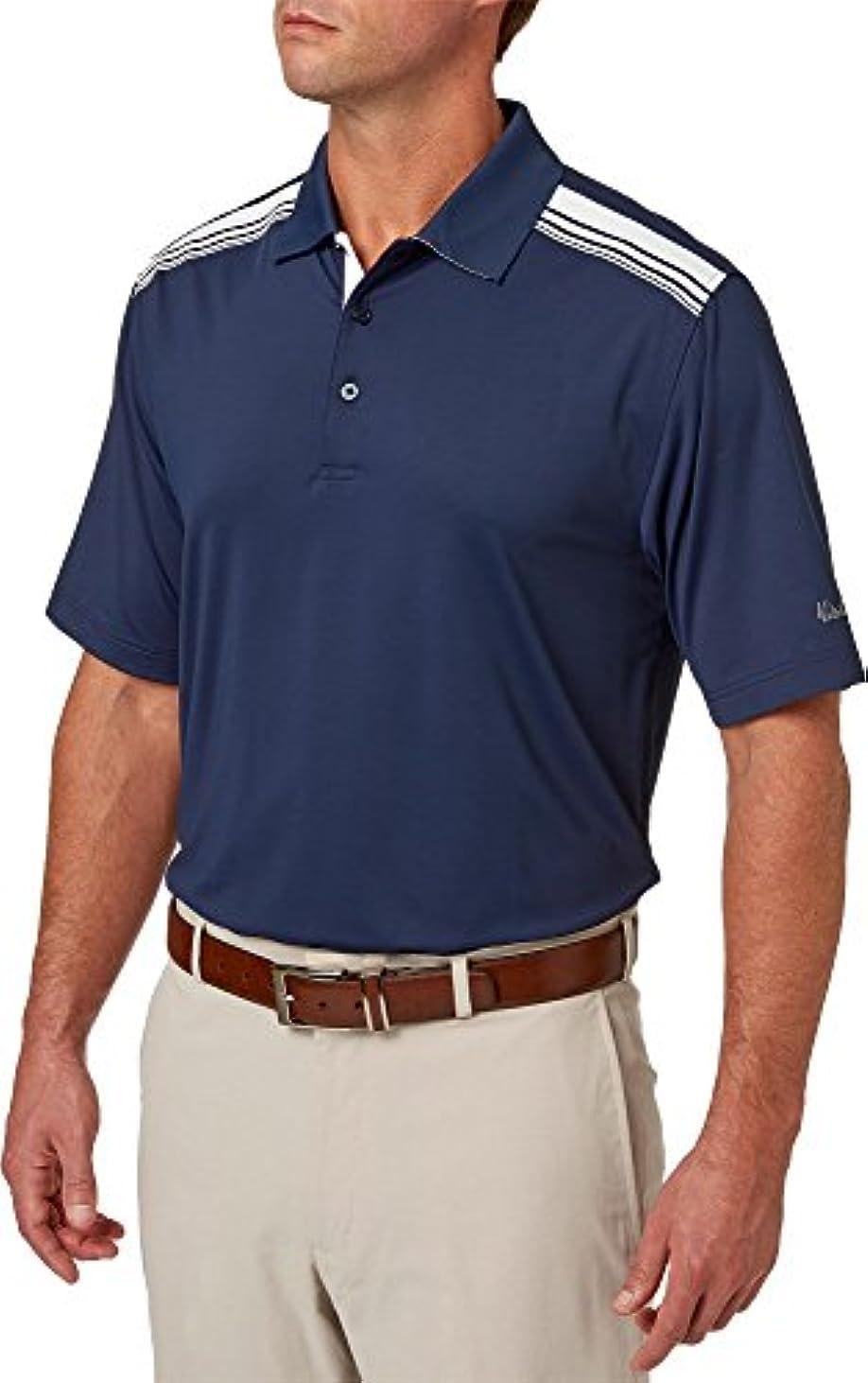 変数ピグマリオン旋律的[ウォルター?ヘーゲン] メンズ シャツ Walter Hagen Men's Solid Colorblock Golf [並行輸入品]