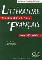 Litterature Progressive Du Francais, Niveau Intermediaire (French Edition) by Nicole Blondeau(2004-05-01)