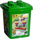 レゴ (LEGO) デュプロ 基本セット みどりのバケツ 7337