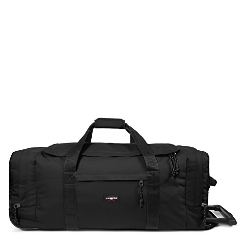 EASTPAK LEATHERFACE GEAR BAG (L BLACK)