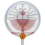 ドウシシャ 扇風機カバー(羽根経30cm用)DOSHISHA ドラえもん顔型 FCP-DR