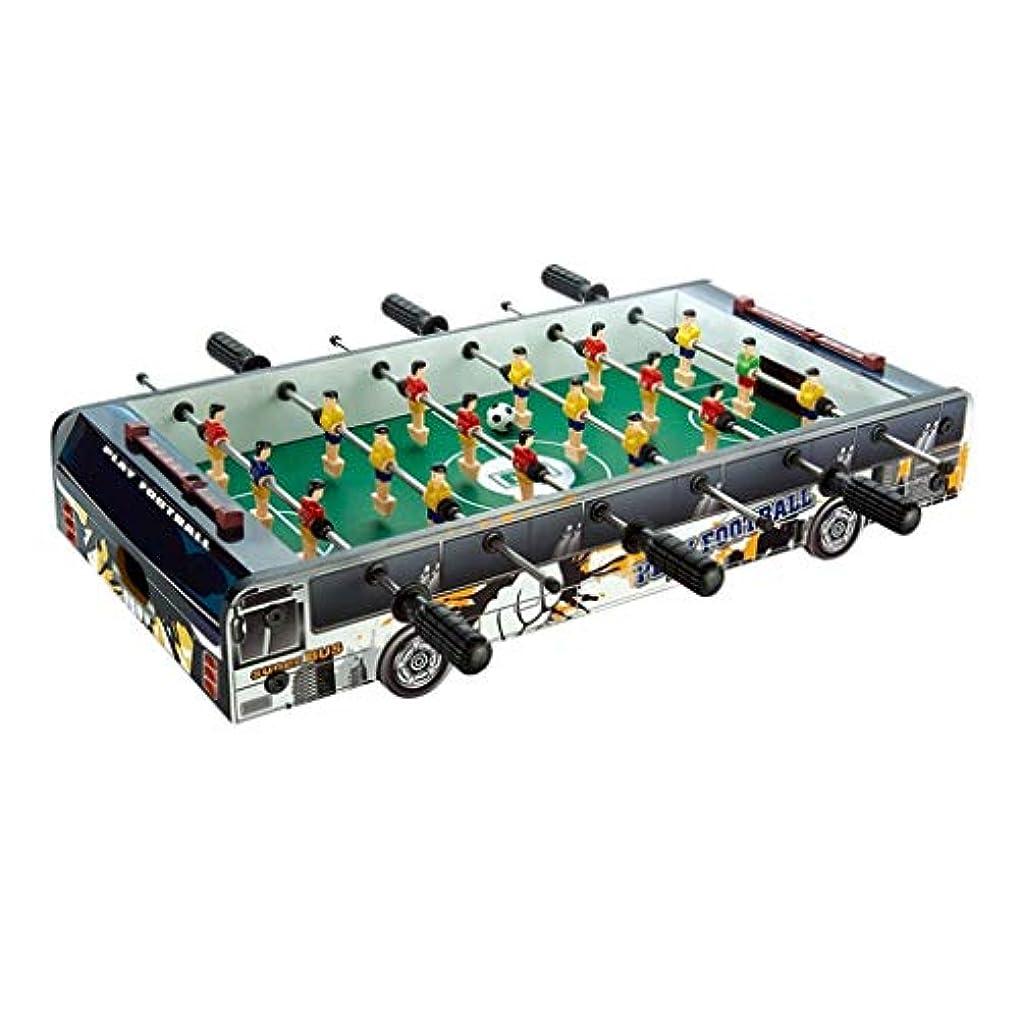 コメント赤ワックス表サッカー機、卓上子供の玩具ボーイアダルトエンターテイメントダブル親子インタラクティブゲーム表,黒,60.5cm