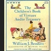 Children'S Book Of Virtues Audio Treasury  (Cd)