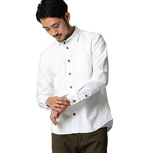 (ビームス) BEAMS / パラシュートボタン MR(ミニ襟) シャツ 11112511803  WHITE M