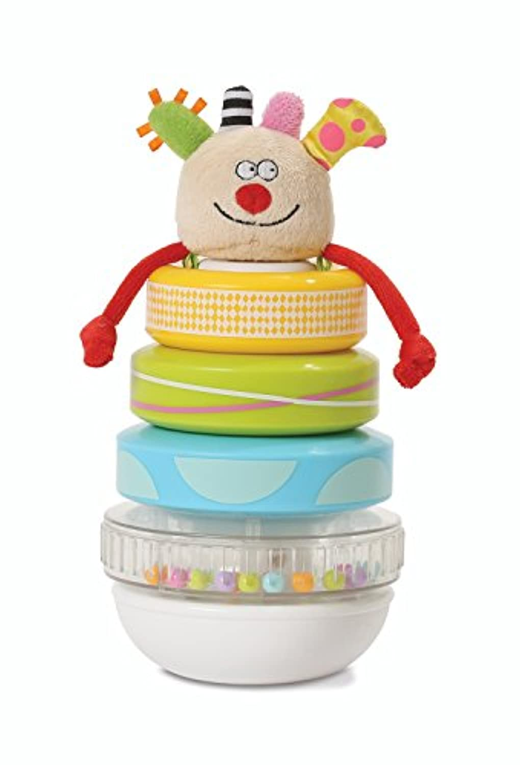 Taf Toys Kooky Stacker, Baby Activity Toy by Taf Toys