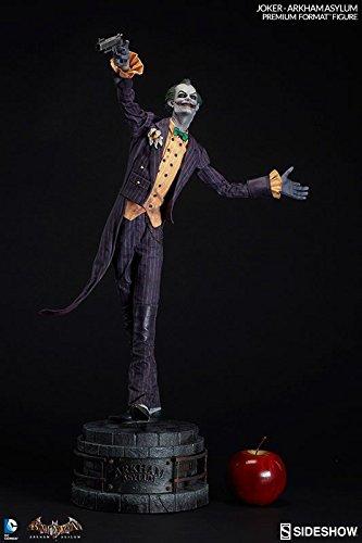 Sideshow DC Comics Arkham Asylum Joker Premium Format Figure Statue