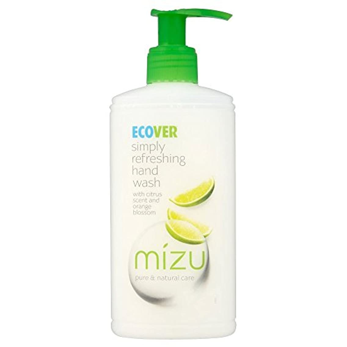 和姿勢アンプEcover Liquid Hand Soap Citrus & Orange Blossom (250ml) エコベール液体ハンドソープシトラスとオレンジの花( 250ミリリットル) [並行輸入品]