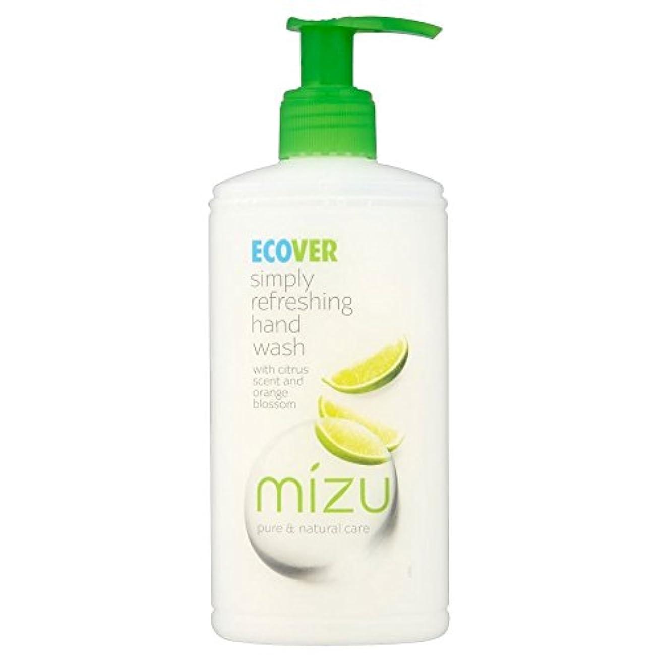 物質適用済みマザーランドEcover Liquid Hand Soap Citrus & Orange Blossom (250ml) エコベール液体ハンドソープシトラスとオレンジの花( 250ミリリットル) [並行輸入品]