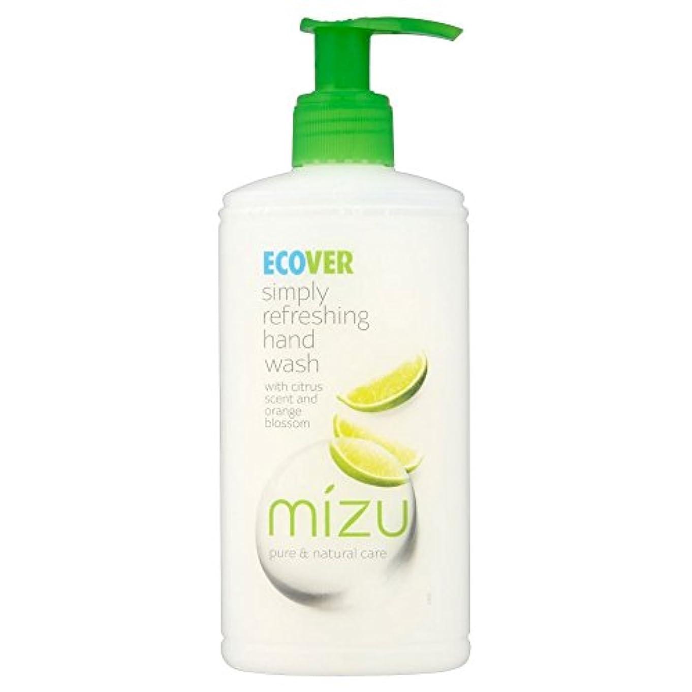 要求むき出しすきEcover Liquid Hand Soap Citrus & Orange Blossom (250ml) エコベール液体ハンドソープシトラスとオレンジの花( 250ミリリットル) [並行輸入品]