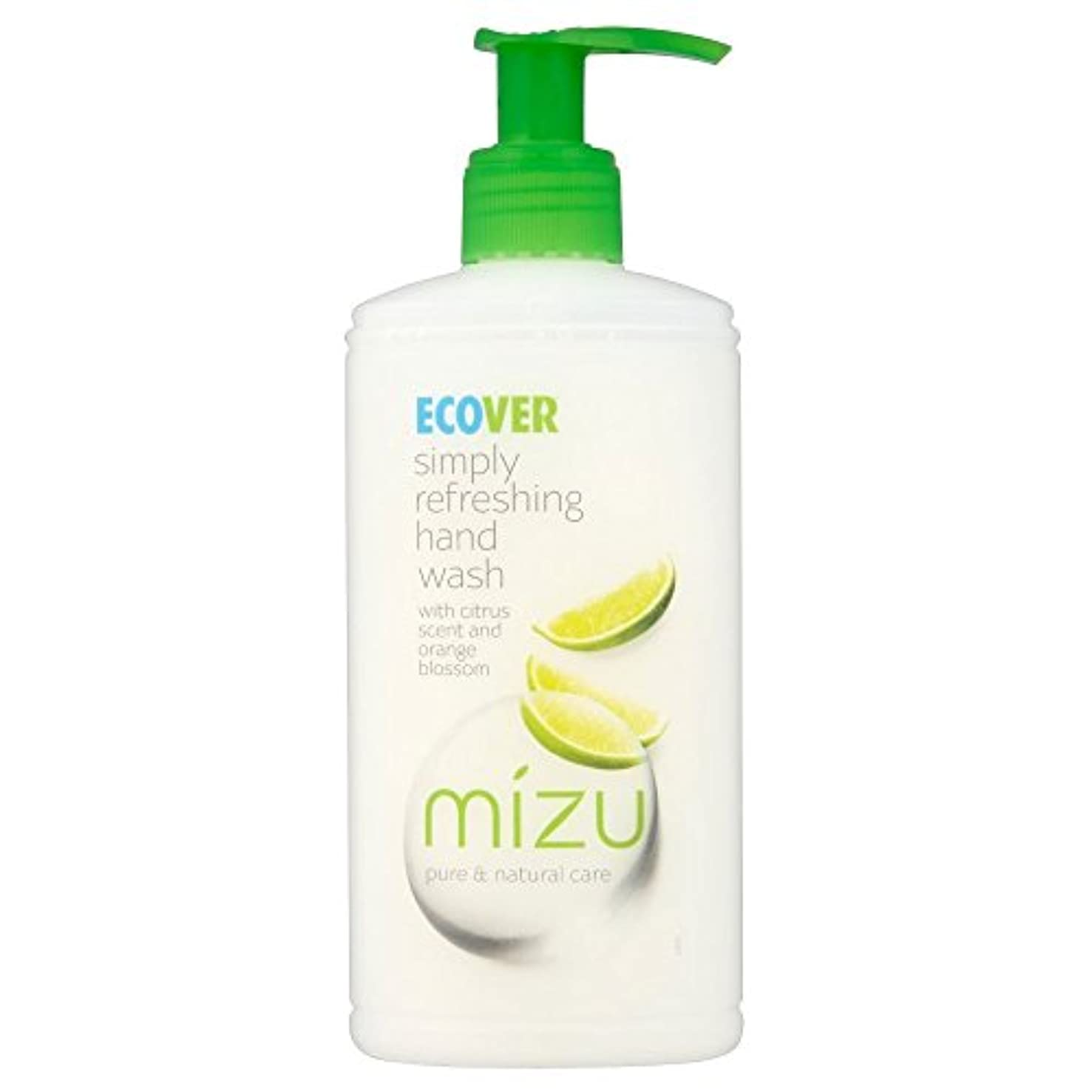 シーン幸福救援Ecover Liquid Hand Soap Citrus & Orange Blossom (250ml) エコベール液体ハンドソープシトラスとオレンジの花( 250ミリリットル) [並行輸入品]