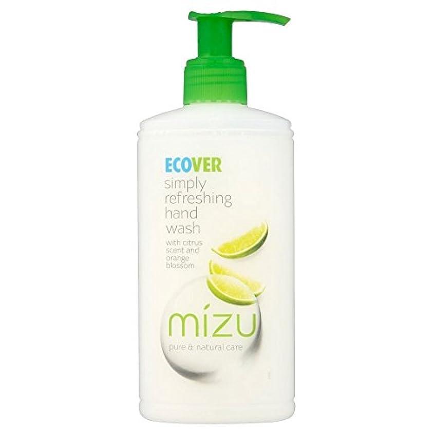 意識出席する代表してEcover Liquid Hand Soap Citrus & Orange Blossom (250ml) エコベール液体ハンドソープシトラスとオレンジの花( 250ミリリットル) [並行輸入品]