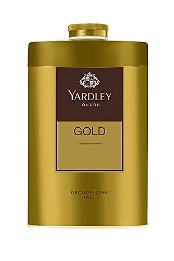 ツールブロック実り多いYardley London - Gold Deodorizing Talc for Men, 250g